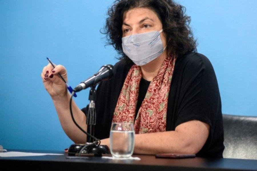 """""""Los contagios deberían bajar más rápido para aliviar las terapias intensivas"""""""