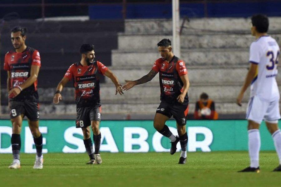Patronato derrotó a Boca por primera vez en su historia