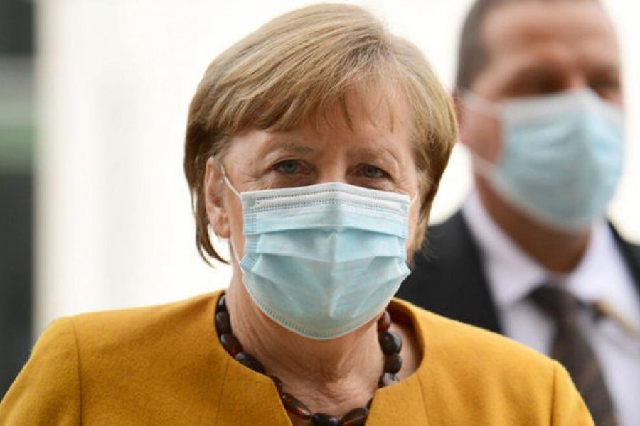 """Merkel reiteró su rechazo a liberar patentes: """"No creo que sea la solución para que haya más vacunas"""""""