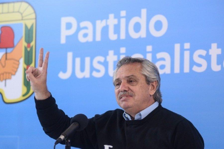 """Fernández encabezó una reunión del PJ y convocó a """"garantizar el debate y el federalismo"""""""