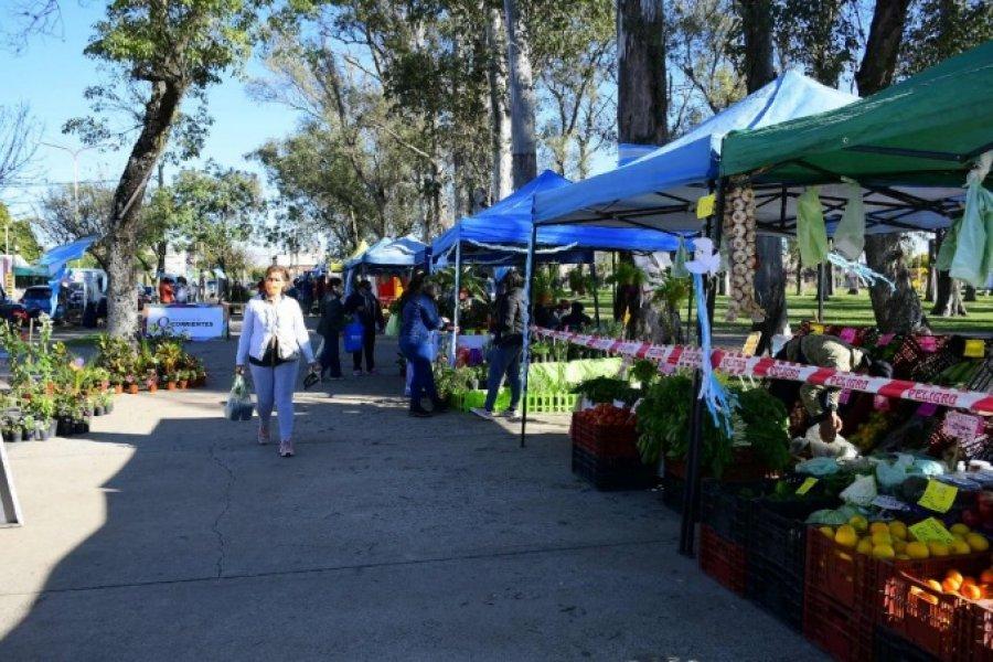 Amplia oferta de las Ferias de la Ciudad durante esta semana