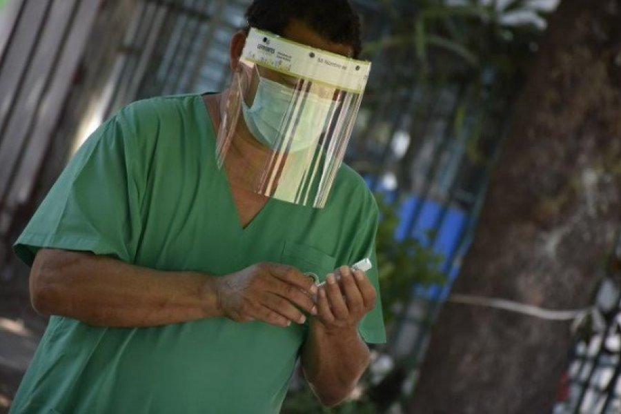 Esquina: Prisión preventiva a los vendedores de vacunas anticovid