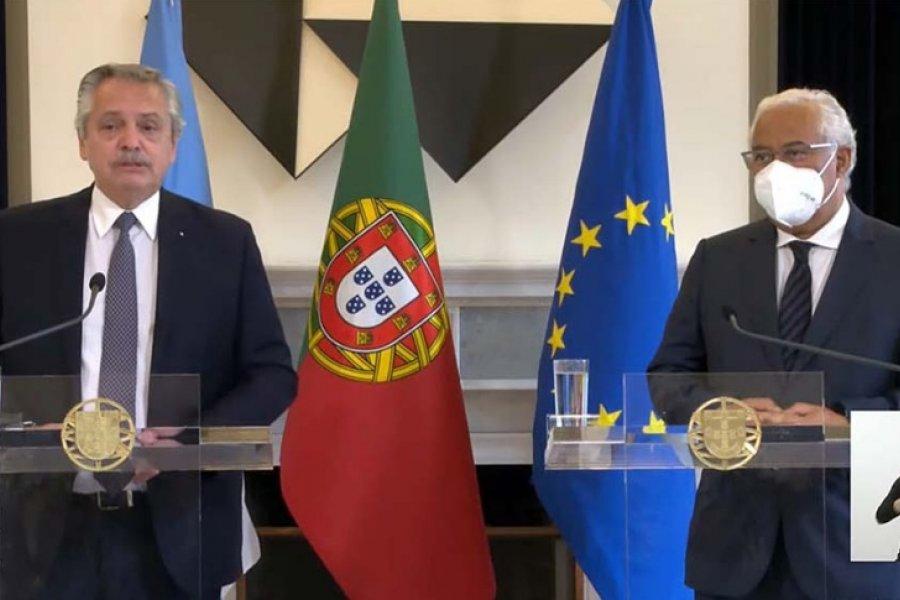 Fernández: Queremos un acuerdo con el Fondo que no condicione el desarrollo de Argentina