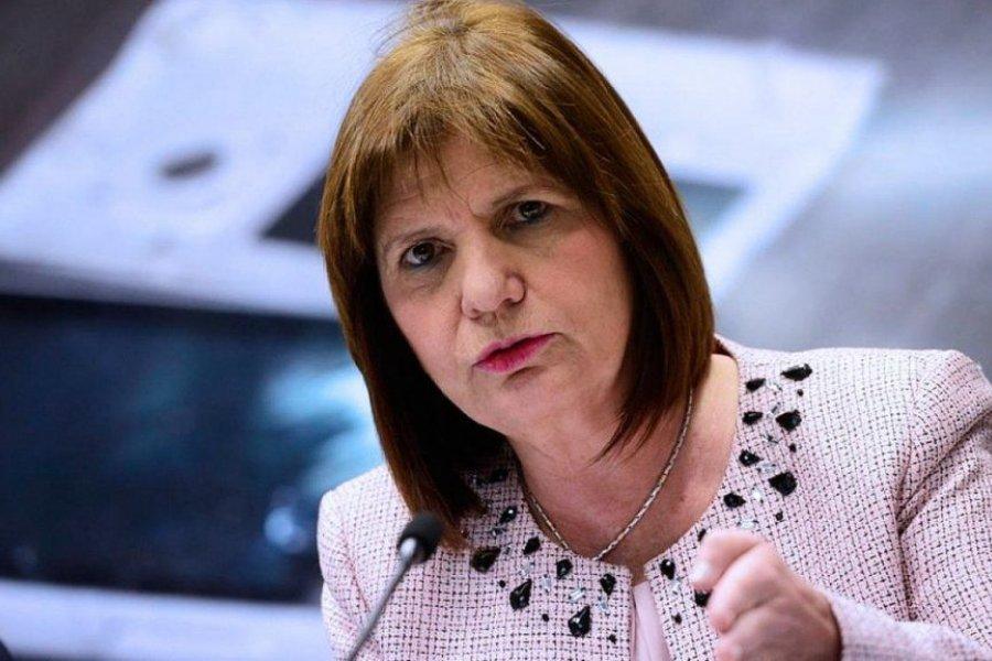 Corrientes: Patricia Bullrich volvió a criticar a Estela Regidor