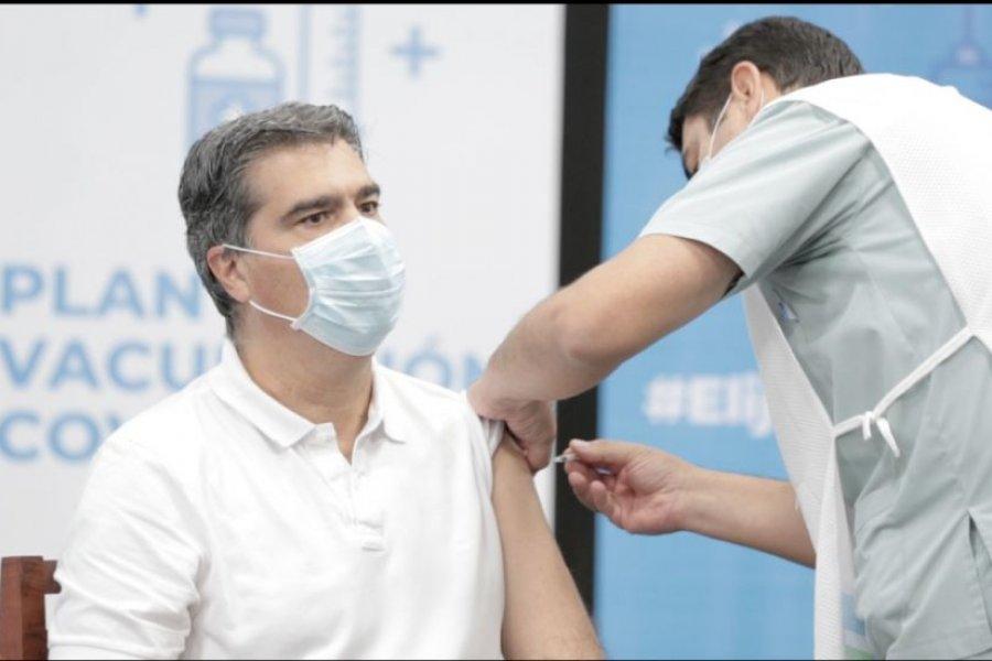 Chaco vacunará a periodistas, colectiveros y veteranos de guerra
