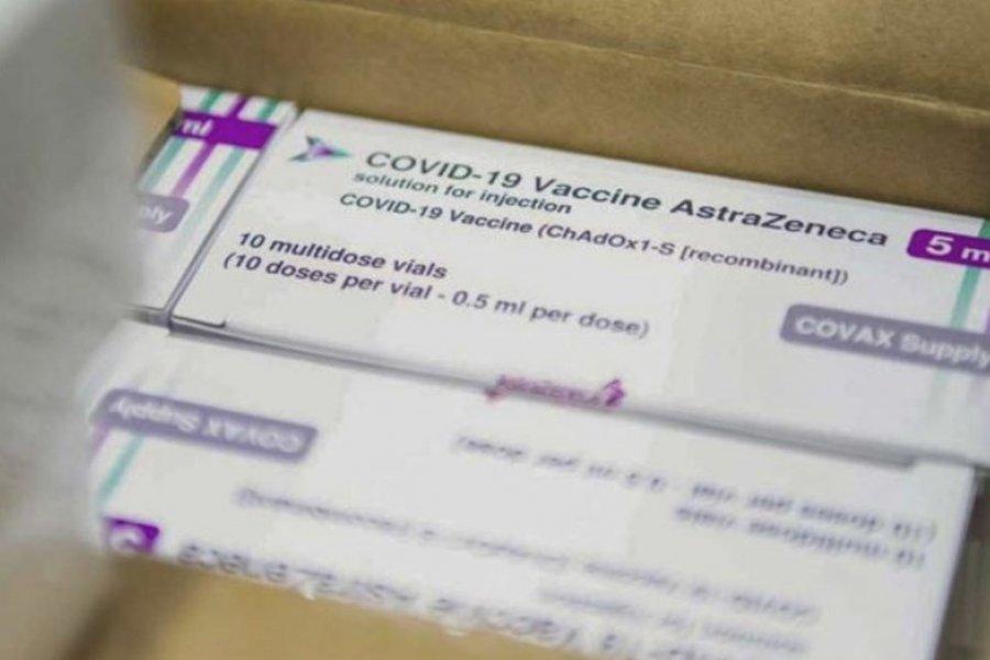 México recibió 5,7 millones de dosis de AstraZeneca elaboradas en Argentina
