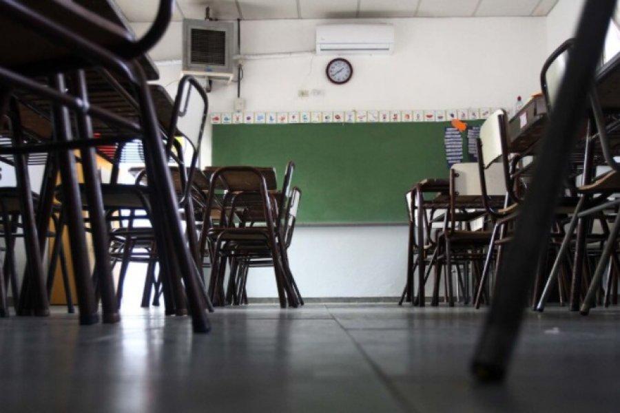 Un estudio demostró que la interrupción de las clases presenciales reduce significativamente los contagios