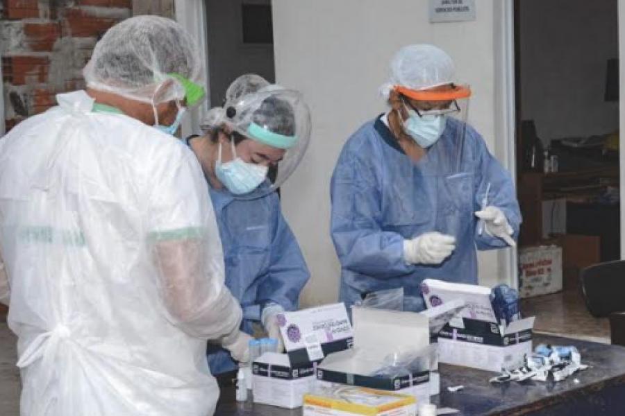 Vacunas: Valdés dijo que por ahora solo son gestiones para compra propia