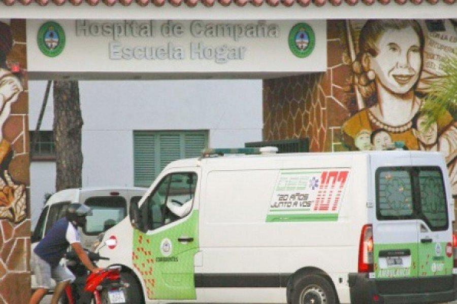 Pandemia: En Corrientes se reportaron 5 fallecidos en un día