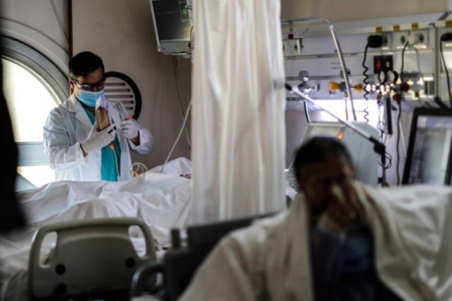 496 muertes y 24.475 nuevos casos de Coronavirus en Argentina