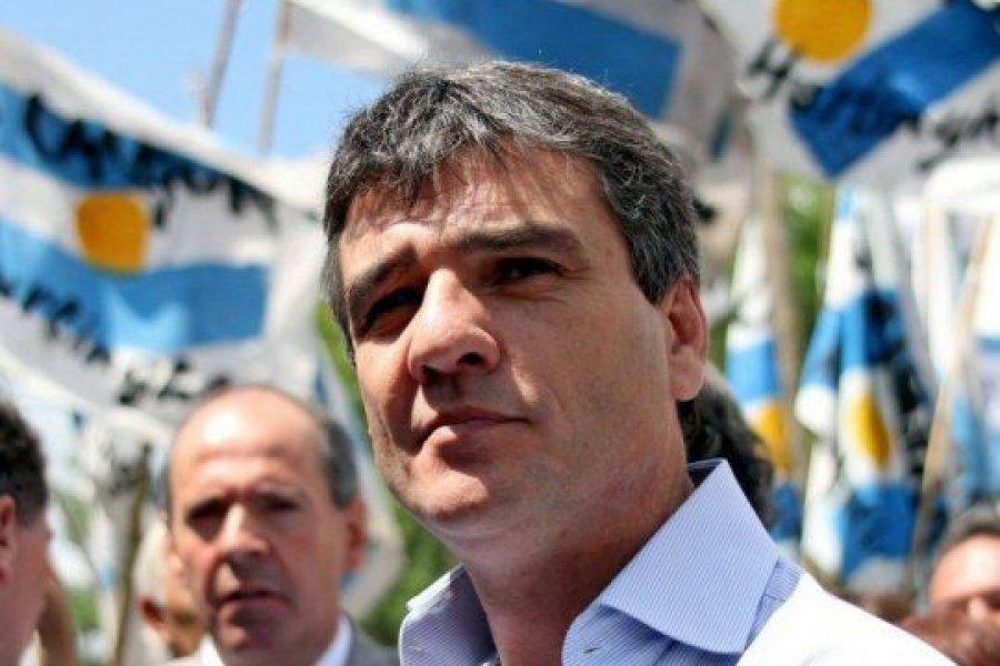 Llega Zabaleta en busca del consenso justicialista