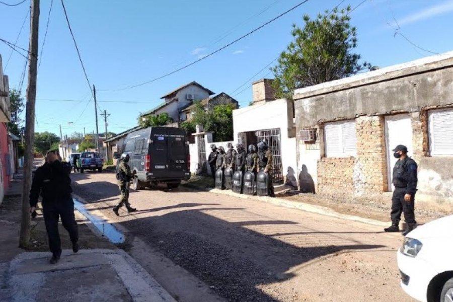 Detienen a un hombre por las amenazas de tiroteo a la Escuela Belgrano
