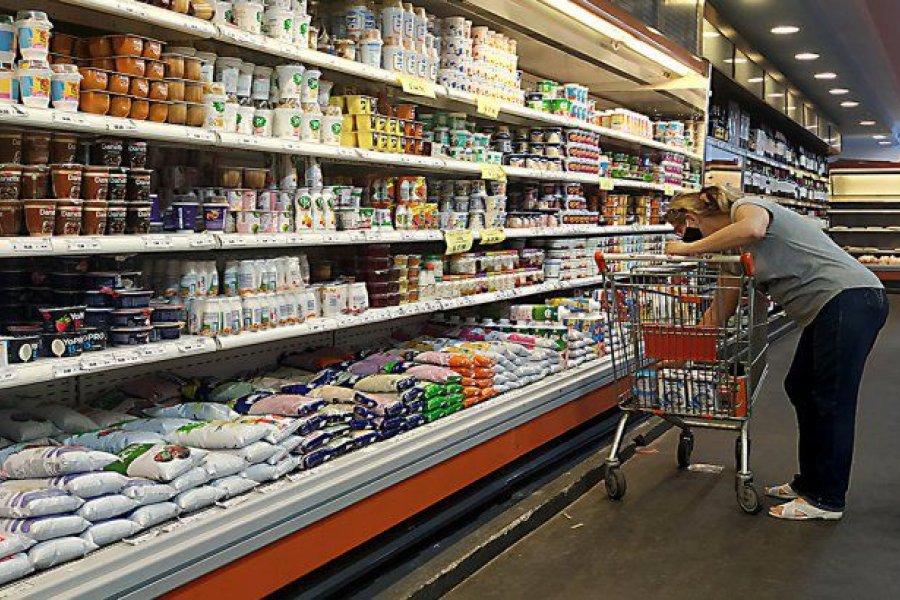 La inflación de abril fue del 4,1% según el INDEC