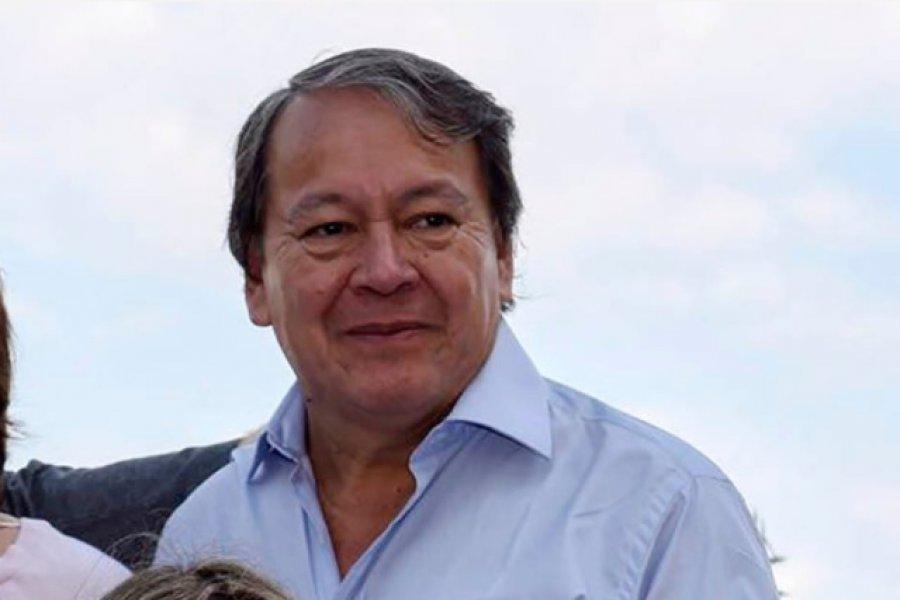 El diputado Héctor Toty Flores fue internado por una neumonía bilateral