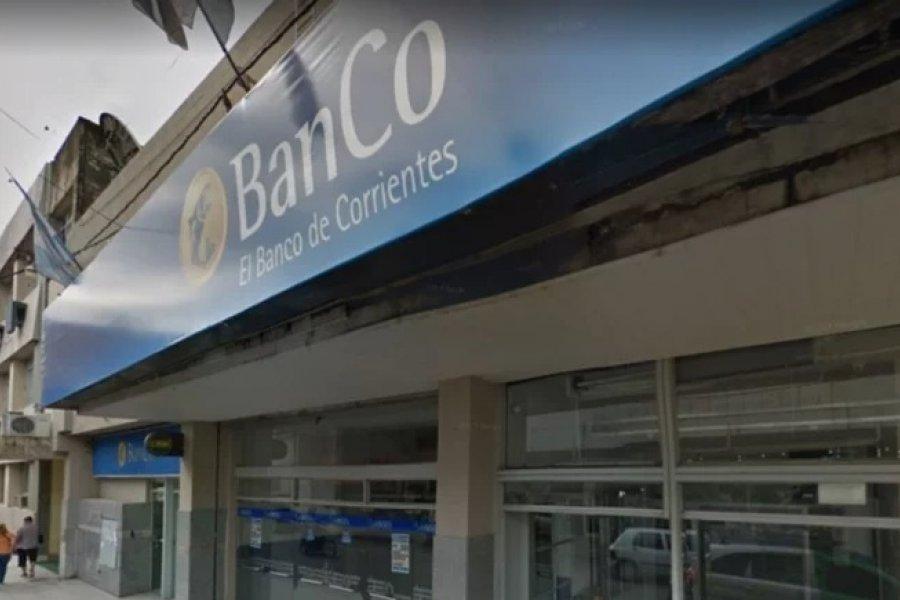 Detectaron cinco casos de coronavirus en el Banco de Corrientes