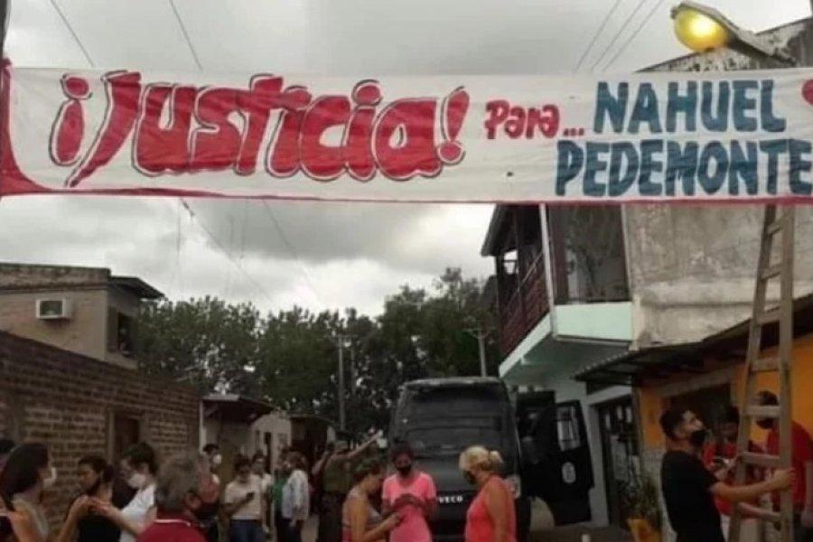 Nahuel Pedemonte recibirá el alta médica a fin de mes