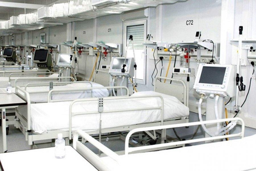 En Rosario solo queda una cama de terapia intensiva libre