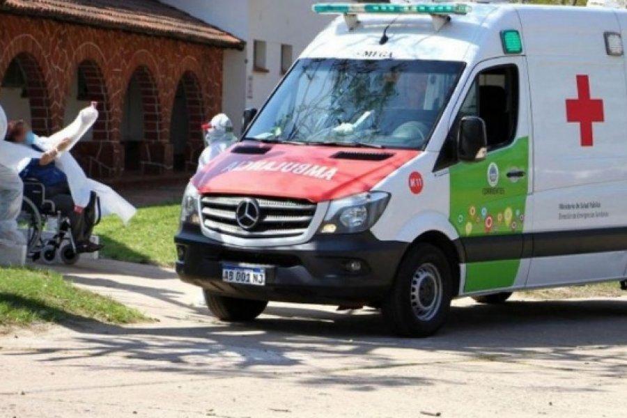 Corrientes reportó 8 fallecidos más y superó las 700 víctimas fatales del Coronavirus