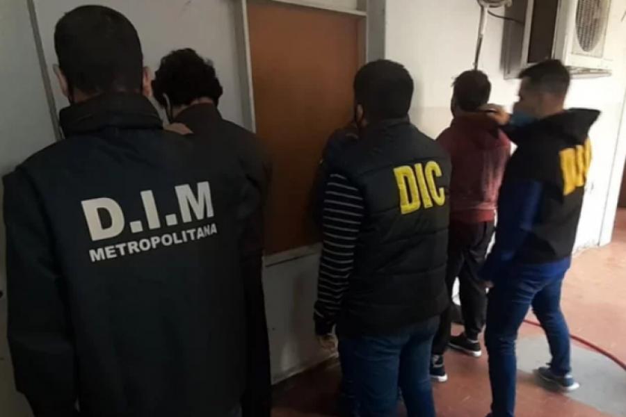 Cruzaron de Chaco a Corrientes para robar medio millón de pesos