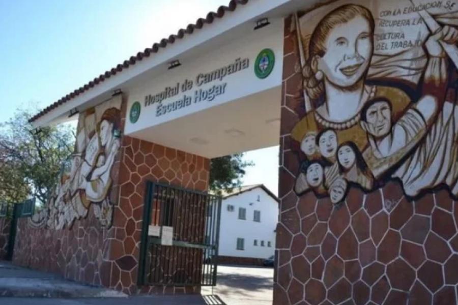 Covid-19: Murieron 4 pacientes más en el Hospital de Campaña