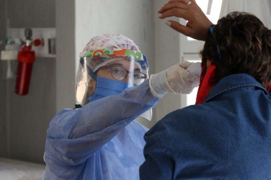 Corrientes sumó 430 contagios de Coronavirus: 126 en Capital y 304 en el interior