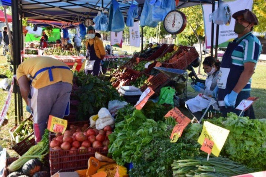 Las Ferias Vecinales estarán en los barrios San Marcelo, Progreso y Pirayuí Nuevo