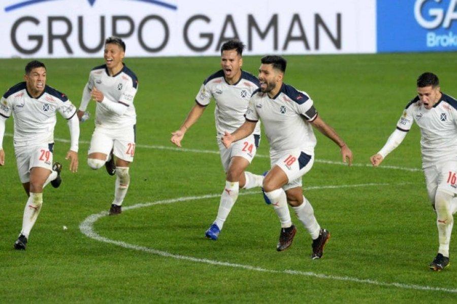 Independiente venció a Estudiantes por penales y es semifinalista
