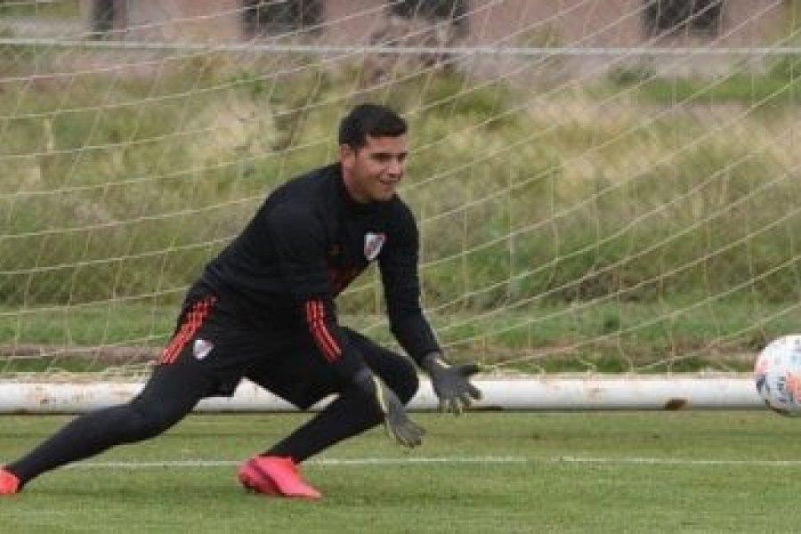 River: Alan Díaz, el amateur que jugará ante Boca