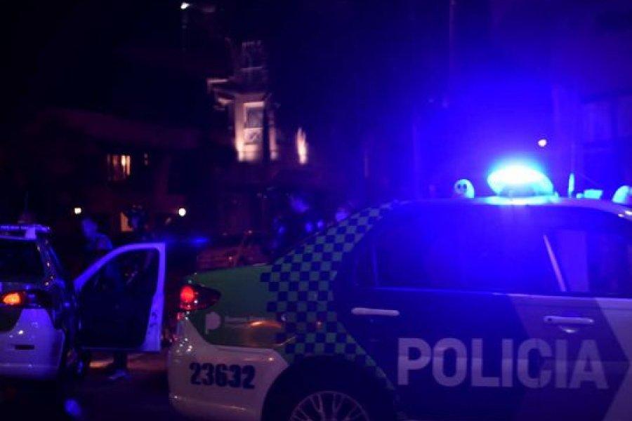 Asesinaron a un policía que intentaba desbaratar una fiesta clandestina