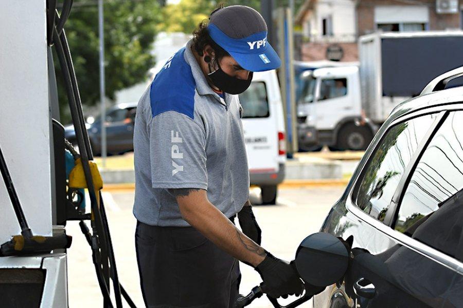Aumentó la nafta un 5% en todo el país
