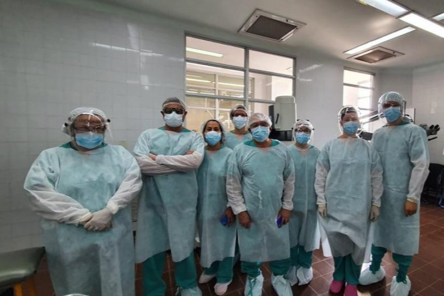 Colocaron implantes cocleares a 9 niños en el Hospital Pediátrico
