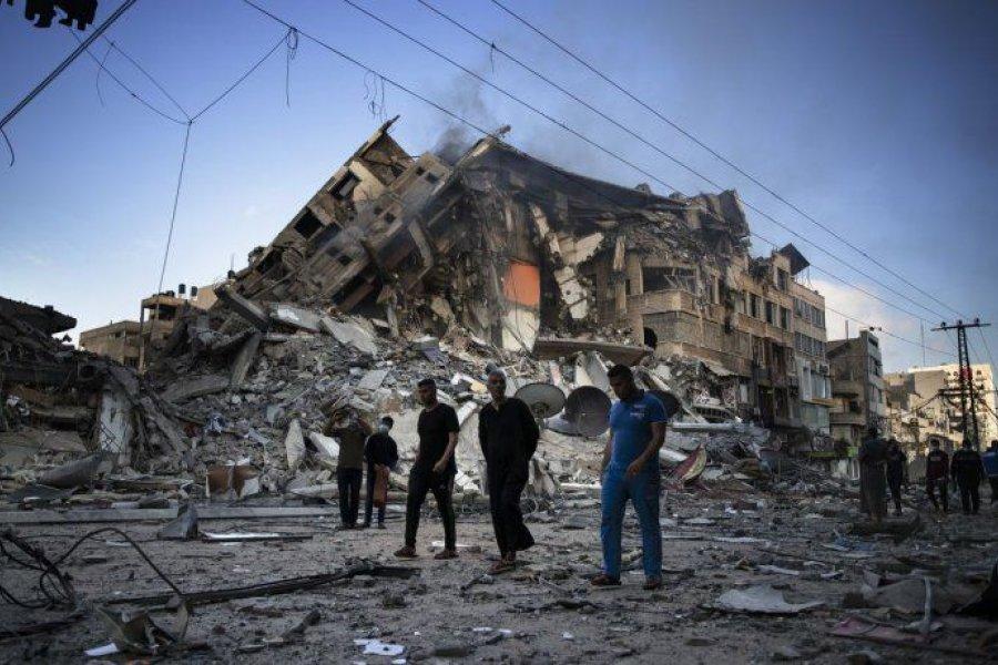 Israel mató a 40 palestinos, la mayor cifra diaria desde el inicio de la escalada