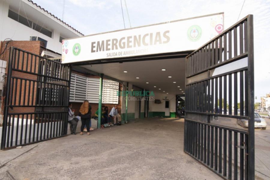 Corrientes: Suspenden las cirugías programadas en el Hospital Escuela