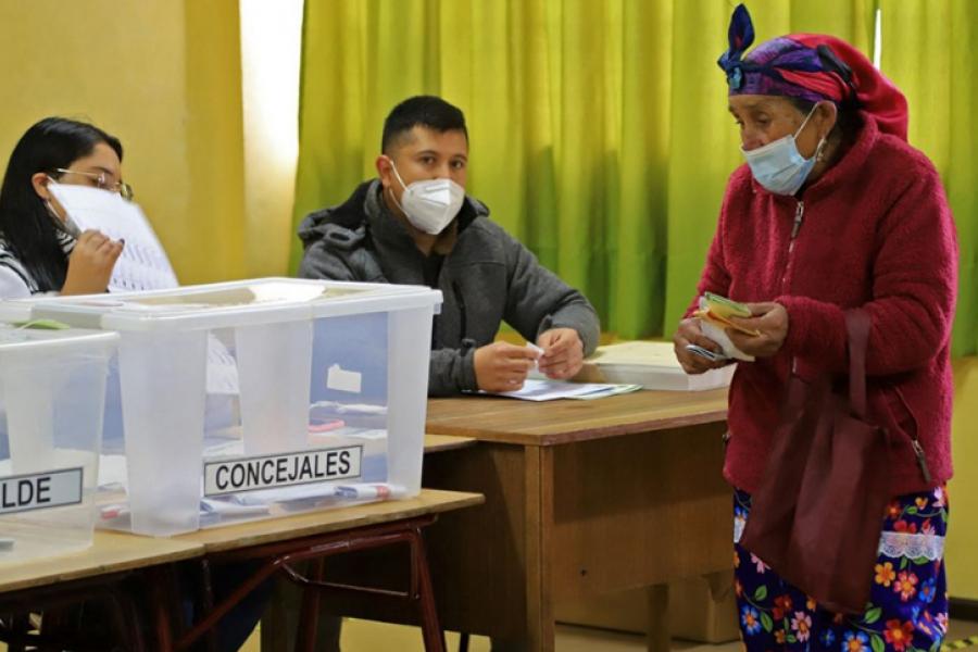 Chile: Los resultados finales magnifican la derrota del oficialismo