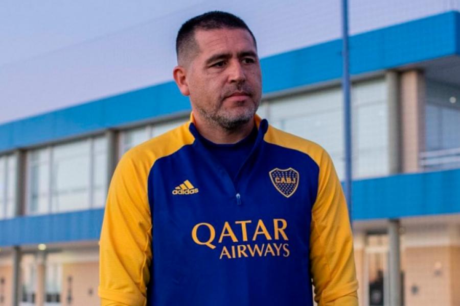 No tengo dudas que tenemos el mejor equipo del país, dijo Riquelme
