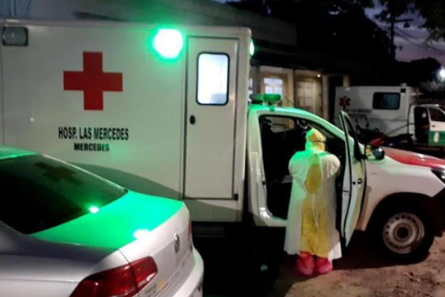 En una semana murieron 41 pacientes Covid en Corrientes