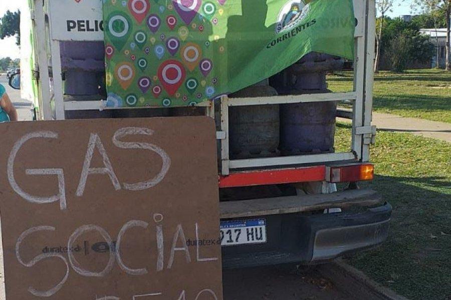 La Garrafa Social amplía sus días de ventas en los barrios