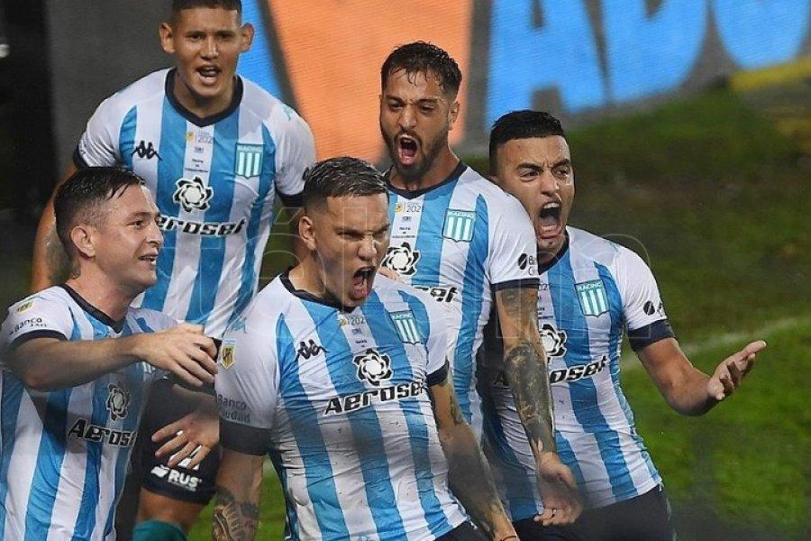 Racing visita a San Pablo en busca del pase de fase en la Copa Libertadores