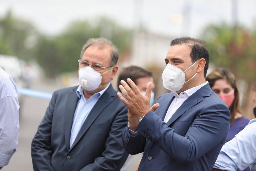 Anuncio de Valdés: Corrientes retrocede a Fase 3 sanitaria