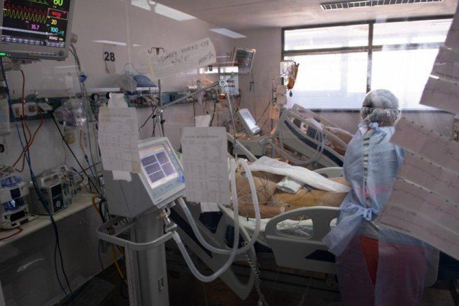 268 muertes y 13.043 nuevos contagios de Coronavirus en el país