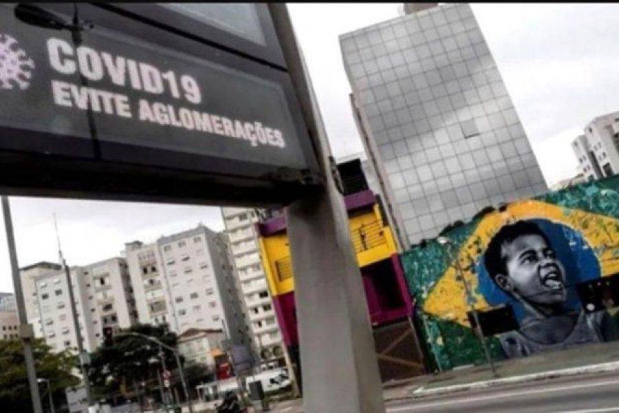 La mayoría de los brasileños está a favor del cierre de escuelas por temor a contagios
