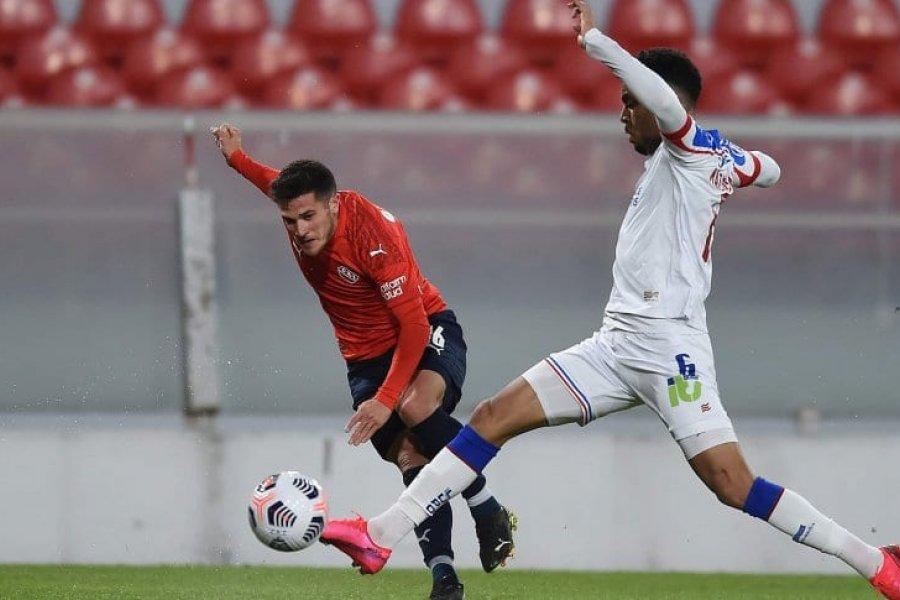 Independiente le ganó a Bahía y encaminó la clasificación