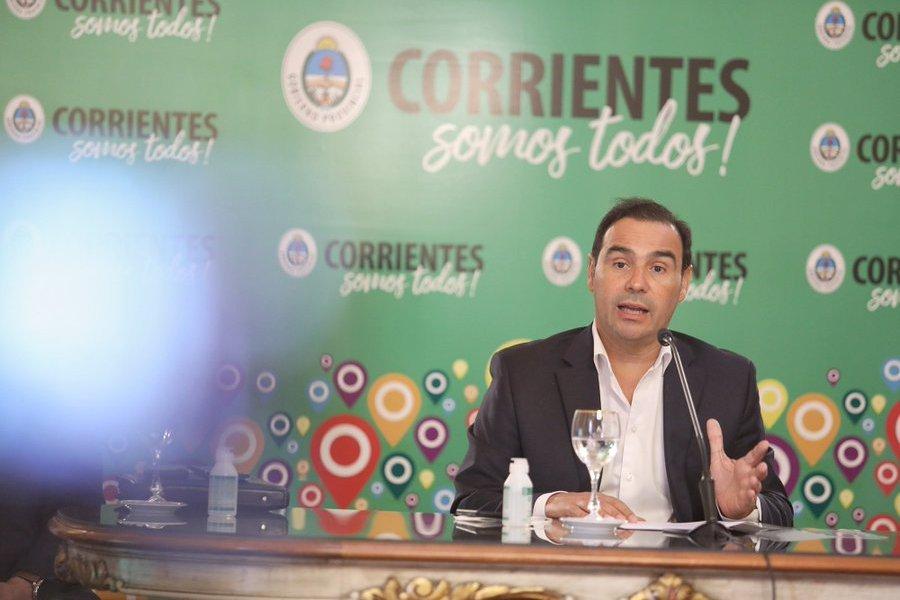 Corrientes con restricciones: Suspende clases presenciales y hay toque de queda sanitario