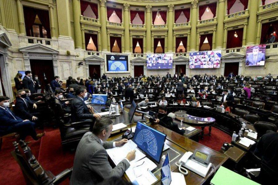 Diputados aprobó la postergación de las PASO y de las elecciones generales