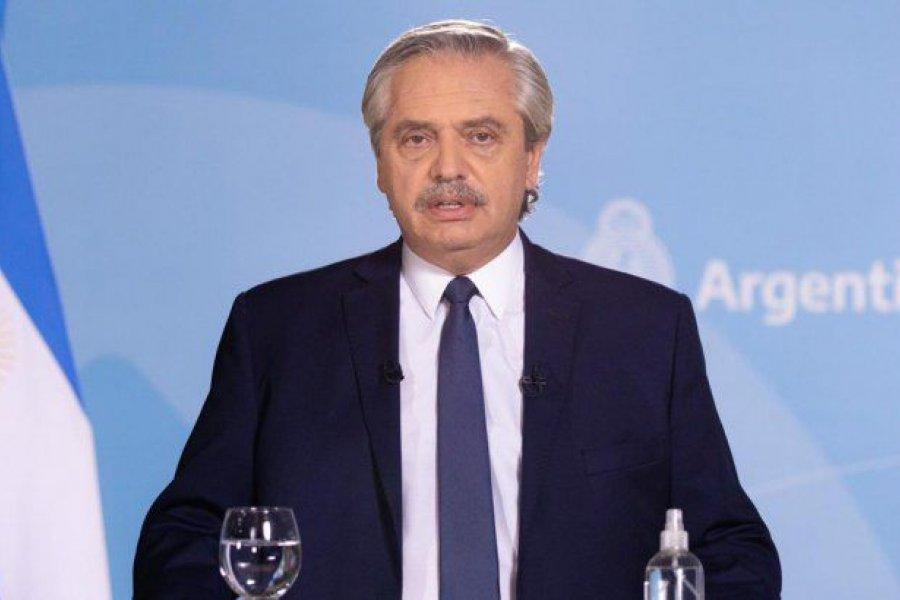 Alberto Fernández evalúa un confinamiento durante los próximos 9 días