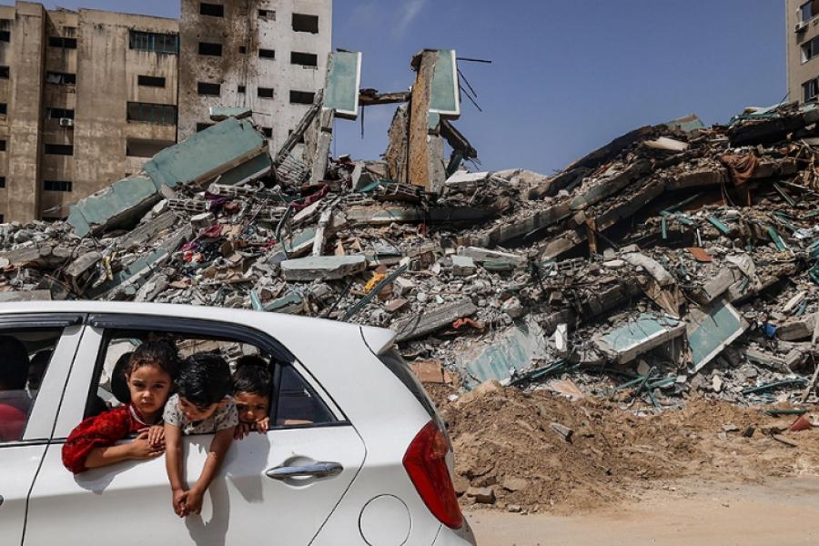 Israel y Hamas cumplen el alto el fuego tras 11 días de ataques
