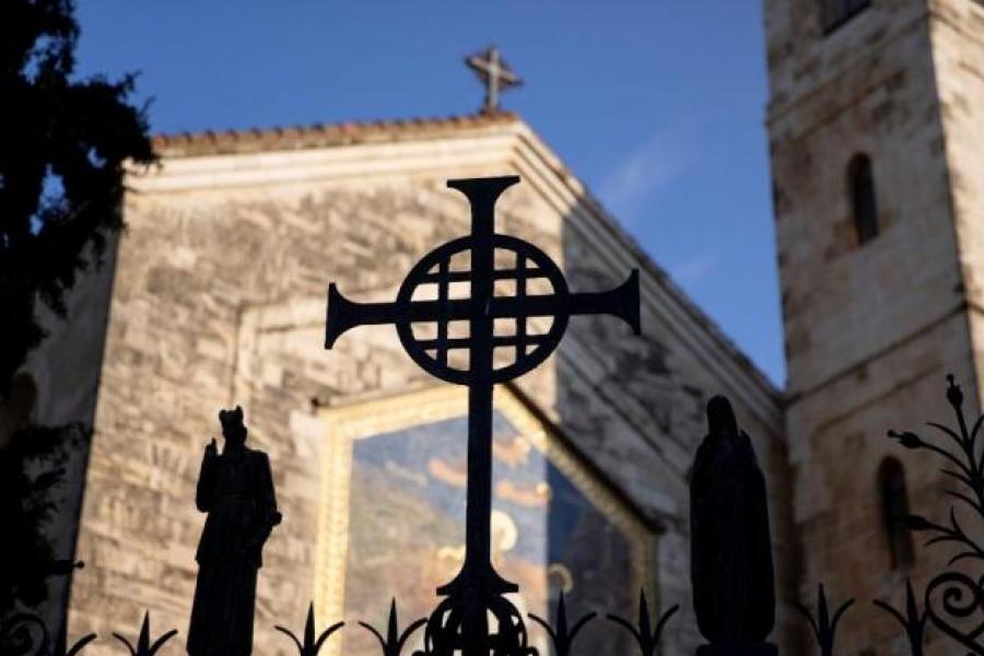 El Papa convoca a rezar por la paz en Tierra Santa