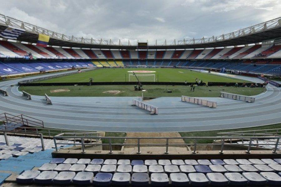 Argentina visitará a Colombia en Barranquilla