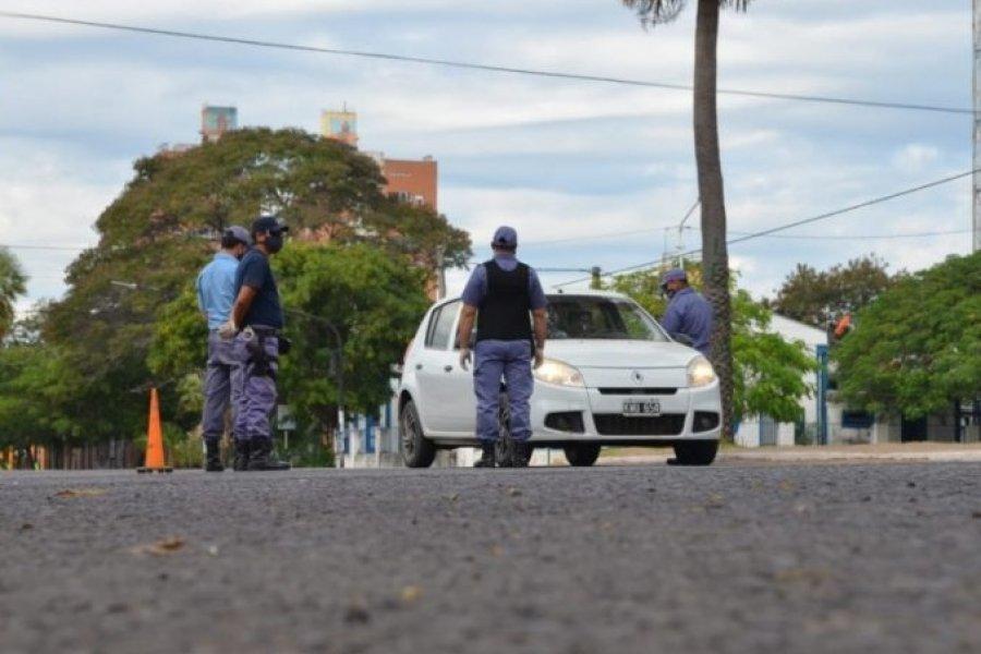 Chaco: Desde este sábado hay prohibición de circulación sin permiso y alarma sanitaria de 22 a 6 horas