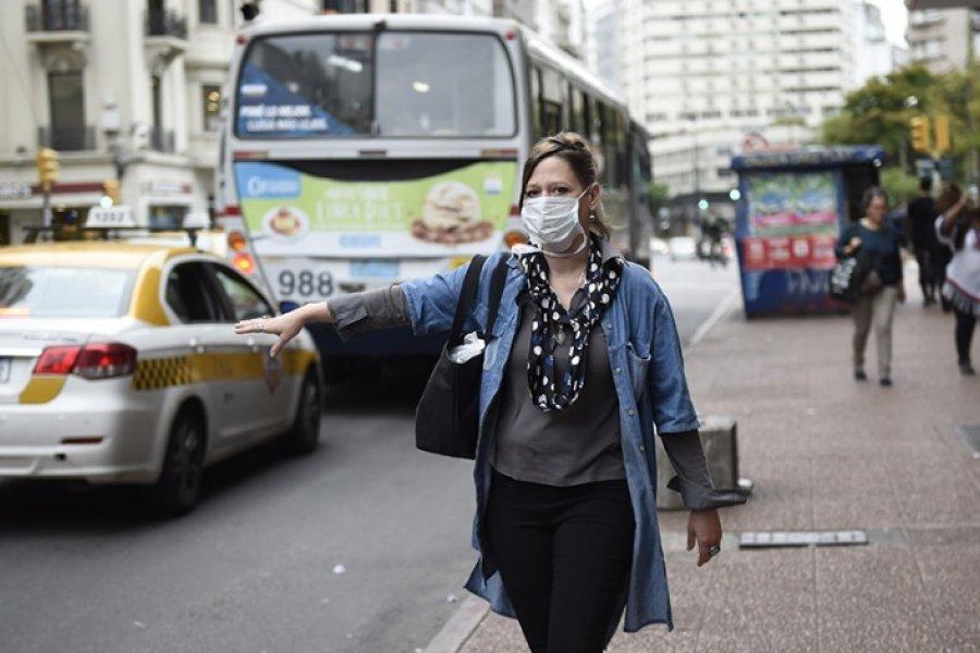Uruguay reportó récord de casos de coronavirus por segundo día consecutivo